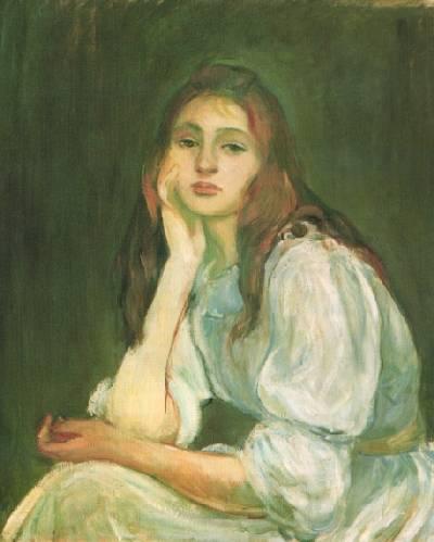 Zena na slikarskom platnu Morisot.julie-dreaming